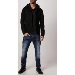 GStar 3301 SLIM Jeansy Slim fit 502. Niebieskie jeansy męskie relaxed fit marki G-Star. W wyprzedaży za 321,30 zł.
