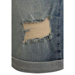 Cars Jeans KIDS NASCK  Szorty jeansowe stonewash used. Szare spodenki chłopięce marki bonprix, z bawełny. Za 169,00 zł.