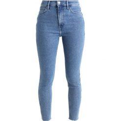 Boyfriendy damskie: Levi's® Line 8 L8 HIGH SKINNY ANKLE Jeans Skinny Fit l8 bender