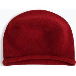 Loevenich - Czapka damska, czerwony. Czerwone czapki damskie Loevenich, z wełny. Za 129,95 zł.