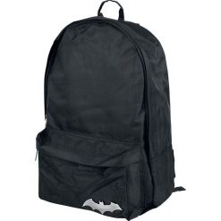 Batman Plecak czarny. Czarne plecaki męskie marki Batman, z motywem z bajki. Za 144,90 zł.