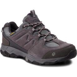 Trekkingi JACK WOLFSKIN - Mtn Attack 6 Texapore Low W 4017602 Grey Haze. Szare buty trekkingowe damskie Jack Wolfskin. W wyprzedaży za 389,00 zł.