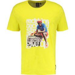 T-shirty męskie z nadrukiem: Redskins BBOY HANDY Tshirt z nadrukiem yellow