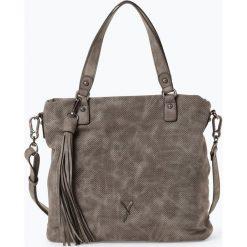 Suri Frey - Damska torebka na ramię, szary. Szare torebki klasyczne damskie SURI FREY, w paski. Za 279,95 zł.