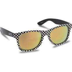 Okulary przeciwsłoneczne VANS - Spicoli 4 Shade VN000LC0PIT Checkerboard. Białe okulary przeciwsłoneczne damskie marki Vans. Za 69,00 zł.