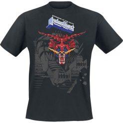 T-shirty męskie z nadrukiem: Judas Priest Defenders T-Shirt czarny