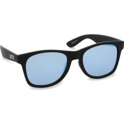 Okulary przeciwsłoneczne VANS - Spicoli Flat Shad VN0A36VIYP0 Black/Light Blu. Czarne okulary przeciwsłoneczne damskie marki Vans. Za 79,00 zł.