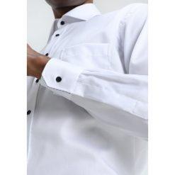 Koszule męskie na spinki: Eterna MODERN FIT Koszula weiss