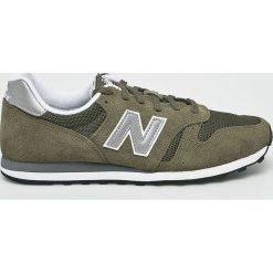 New Balance - Buty. Czarne halówki męskie marki New Balance. W wyprzedaży za 259,90 zł.