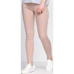 Spodnie damskie: Łososiowe Spodnie Entertain You