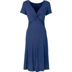 Sukienki: Sukienka dżersejowa bonprix kobaltowy