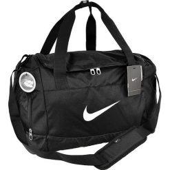 Torby podróżne: Nike CLUB Torba sportowa mała czarna (12490)