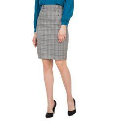 Spódnice wieczorowe: Klasyczna spódnica w delikatne wzory BIALCON