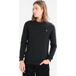 Swetry klasyczne męskie: Jack Wills SEABOURNE CREW NECK Sweter dark green