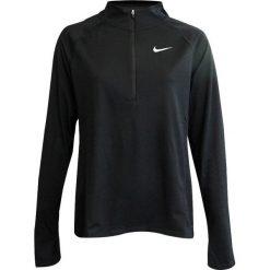 Bluzy sportowe damskie: Nike Bluza damska  NK TOP Core HZ MID czarny r. M (854945 010)