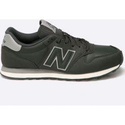New Balance - Buty GM500SKG. Szare buty skate męskie New Balance, z materiału. W wyprzedaży za 219,90 zł.