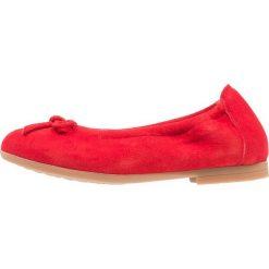 Unisa CRESY Baleriny suave fuchsia. Czerwone baleriny dziewczęce marki Unisa, z materiału. Za 279,00 zł.