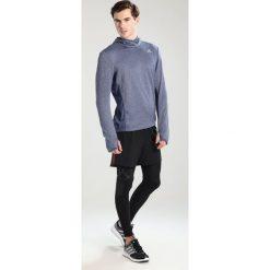 Adidas Performance ASTRO HOOD Bluza z kapturem nobind. Niebieskie bluzy męskie rozpinane marki adidas Performance, m, z materiału, z kapturem. W wyprzedaży za 139,30 zł.
