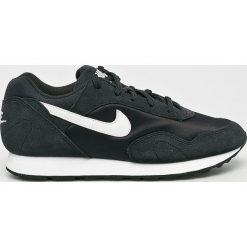 Nike - Buty Outburst. Czarne buty sportowe damskie marki Nike, z materiału. W wyprzedaży za 329,90 zł.