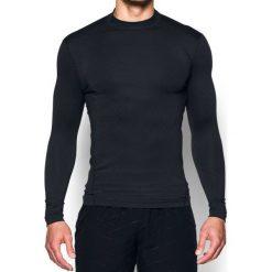 Under Armour Koszulka męska CG Armour Jacquard Mock czarna r. L (1301580-001). Czarne koszulki sportowe męskie Under Armour, l. Za 166,73 zł.