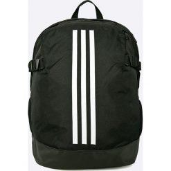 Adidas Performance - Plecak BR5864. Czarne plecaki męskie adidas Performance, w paski, z materiału. Za 139,90 zł.