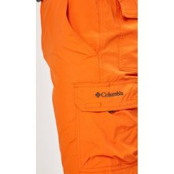 Columbia - Szorty. Szare szorty męskie marki Columbia, w paski, z materiału, casualowe. W wyprzedaży za 179,90 zł.