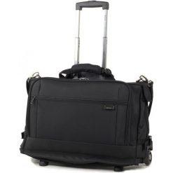 Rock Walizka Na Garnitury Na Kółkach Rock Gs 0010. Czarne torby na laptopa Rock. W wyprzedaży za 599,00 zł.