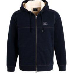 Abercrombie & Fitch Bluza rozpinana navy. Niebieskie bluzy męskie rozpinane marki Abercrombie & Fitch. W wyprzedaży za 383,20 zł.