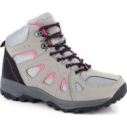 """Buty trekkingowe damskie: Buty trekkingowe """"Hido"""" w kolorze szarym"""