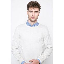 Kensington - Sweter. Szare swetry klasyczne męskie Kensington, m, z dzianiny, z okrągłym kołnierzem. W wyprzedaży za 29,90 zł.