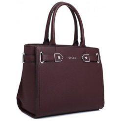 Bessie London Torebka Damska Burgund Reese. Czerwone torebki klasyczne damskie Bessie London. Za 269,00 zł.