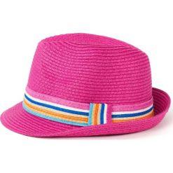Kapelusz damski Muśnięcie tęczy różowy(cz13013). Czerwone kapelusze damskie Art of Polo. Za 32,73 zł.