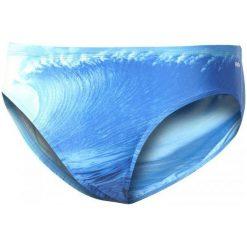 Kąpielówki męskie: Adidas Kąpielówki Inf+ Par Tr Shock Blue /Easy Green /Black 5