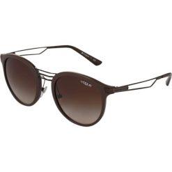 Okulary przeciwsłoneczne damskie: VOGUE Eyewear Okulary przeciwsłoneczne brown