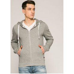 Produkt by Jack & Jones - Bluza. Szare bejsbolówki męskie PRODUKT by Jack & Jones, m, z bawełny, z kapturem. W wyprzedaży za 89,90 zł.