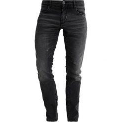 Antony Morato BARRET Jeans Skinny Fit nero. Zielone rurki męskie marki Antony Morato, m, z bawełny. Za 419,00 zł.