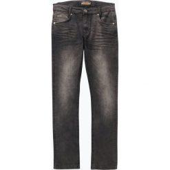 Blue Effect - Jeansy chłopięce regular fit skinny leg, czarny. Czarne chinosy chłopięce Blue Effect, z jeansu. Za 179,95 zł.