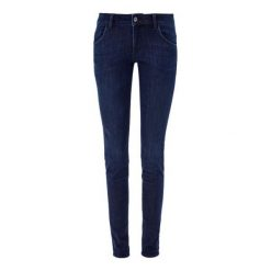 S.Oliver Jeansy Damskie Superskinny 40/30 Niebieskie. Niebieskie jeansy damskie marki S.Oliver. W wyprzedaży za 169,00 zł.