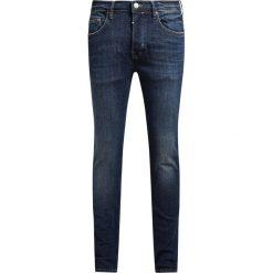 Rurki męskie: AllSaints ISOTOPE  Jeans Skinny Fit mid indigo