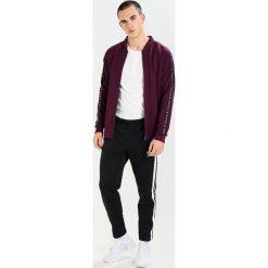 Onepiece Bluza rozpinana burgundy. Czerwone bluzy męskie Onepiece, m, z elastanu. W wyprzedaży za 263,20 zł.
