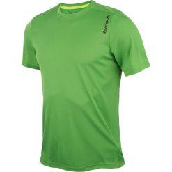 T-shirty męskie: koszulka do biegania męska REEBOK RUNNING ESSENTIALS SHORTSLEEVE TEE / AJ0339 – REEBOK RUNNING ESSENTIALS SHORTSLEEVE TEE