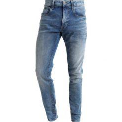 GStar 3301 DECONSTRUCTED SKINNY Jeans Skinny Fit ment superstretch. Szare rurki męskie marki G-Star. Za 609,00 zł.