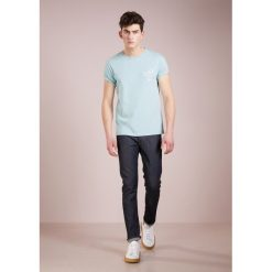 T-shirty męskie: CLOSED Tshirt basic mint