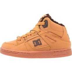Tenisówki męskie: DC Shoes REBOUND Buty skejtowe wheat
