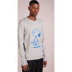 Bejsbolówki męskie: Essentiel Antwerp KADANCE EMBROIDERED  Bluza marled grey