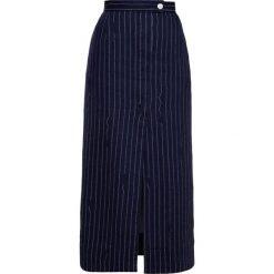 Długie spódnice: Vivienne Westwood Anglomania DIETRICH Długa spódnica dark blue