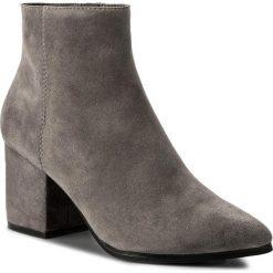 Botki ALDO - Fralissi 53501538 11. Szare buty zimowe damskie ALDO, z materiału, na obcasie. W wyprzedaży za 359,00 zł.