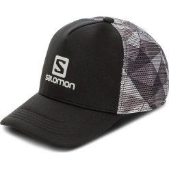Czapka męska SALOMON - Summer Logo Cap M 400467 Black Cap 10 Go. Szare czapki damskie marki Salomon, z gore-texu, na sznurówki, outdoorowe, gore-tex. Za 109,00 zł.