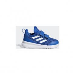 Buty Dziecko adidas  Buty AltaRun. Niebieskie trampki chłopięce Adidas. Za 129,00 zł.