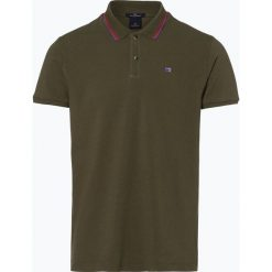 Koszulki polo: Scotch & Soda - Męska koszulka polo, zielony